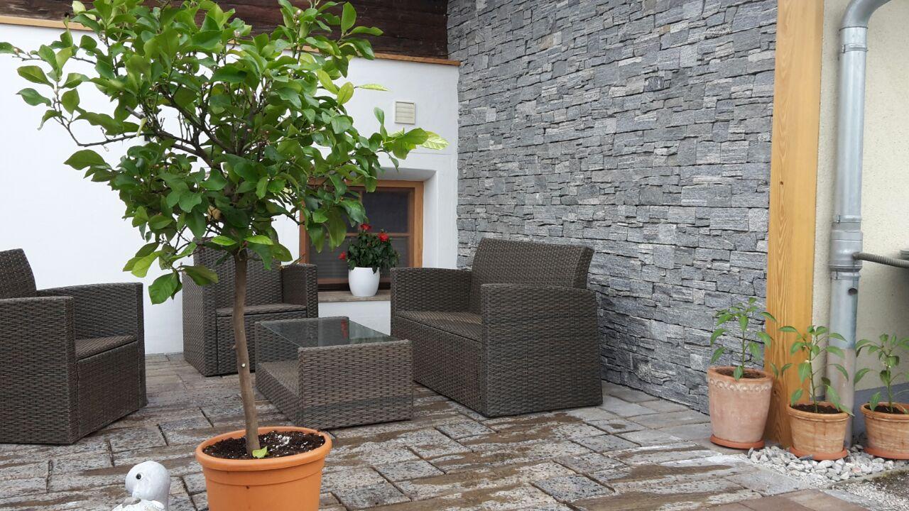 Außenbereich Terrasse
